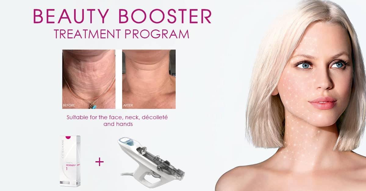 Beauty Booster Treatment Program