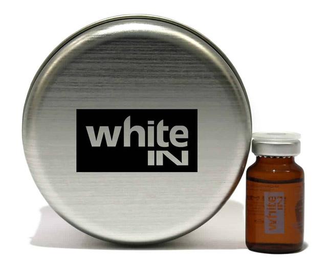 White In facial Winnipeg