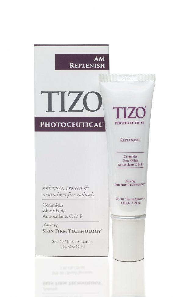 TIZO Photoceuticals AM Replenish Mineral Sunscreen